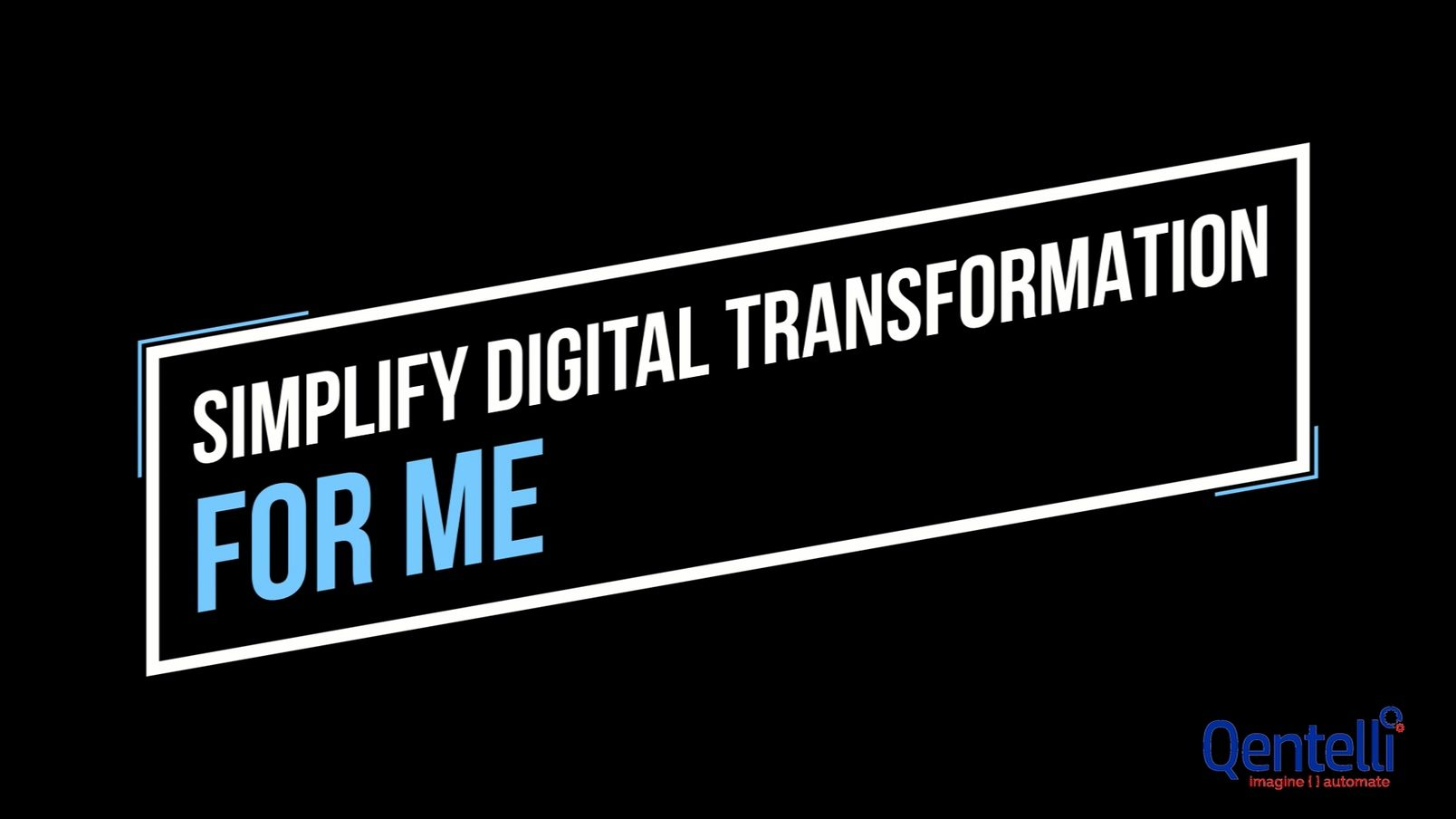 Digital Transformation Explanatory Videos