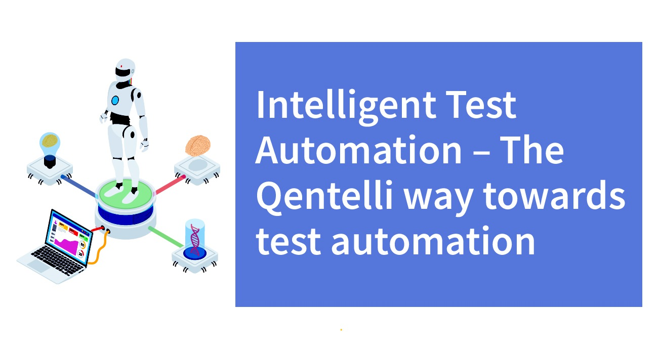 Intelligent Test Automation