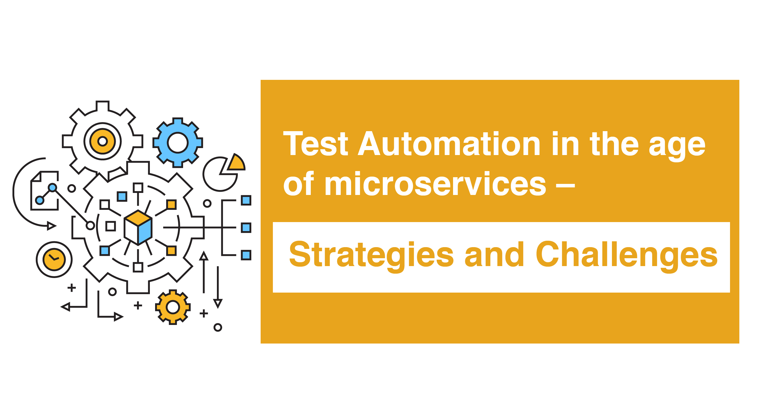 Microservices Test Automation – Strategies & Challenges