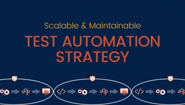 Scalable Test Automation